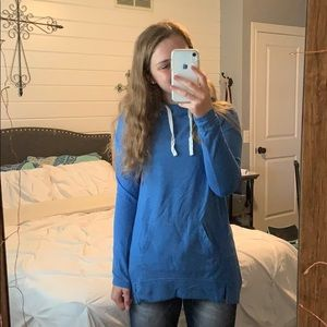 Blue Mossimo Sweater